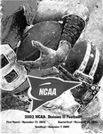 NCAA Division II Football Program