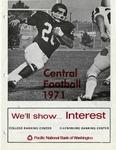 Central Football 1971