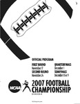 NCAA Division II Football Program