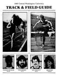 1985 Track and Field Media Guide