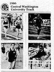 1986 Central Washington University Track by Central Washington University Athletics