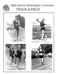 1988 Central Washington University Track and Field