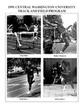 1991 Central Washington University Track and Field Program by Central Washington University Athletics