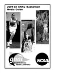 2001-2002 Great Northwest Athletic Conference (GNAC) Basketball Media Guide