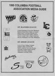 1995 Columbia Football Association Media Guide