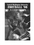 1998 Central Washington University Football Media Guide