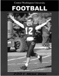 2001 Central Washington University Football Media Guide