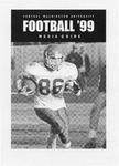 1999 Central Washington University Football Media Guide