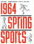 1964 Central Washington State College Spring Sports