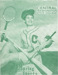 1967 Central Washington State College Spring Sports by Central Washington University Athletics