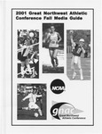 Fall 2001 Great Northwest Athletic Conference (GNAC) Media Guide