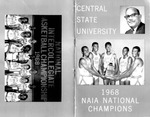 1968 NAIA National Champions: Central State University by National Association of Intercollegiate Athletics