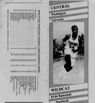 1983-1984 Central Washington University Wildcat Basketball Pressbook