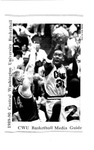 1989-1990 Central Washington University Basketball Media Guide