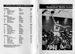 1993-1994 Central Washington University Basketball Media Guide