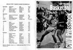 1992-1993 Wildcat Basketball Pressbook by Central Washington University Athletics
