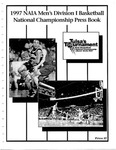 1997 NAIA Men's Division I Basketball National Championship Press Book