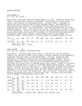Central Washington University Basketball Player Profiles, 1993-1994