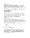 Central Washington University Women's Basketball Player Profiles, 1994-1995 by Central Washington University Athletics