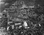 Aerial photograph by Central Washington University