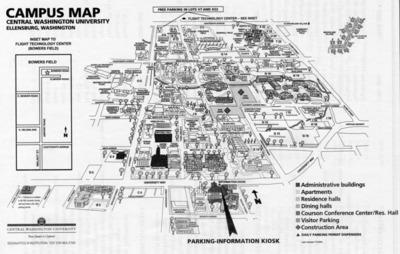 Campus Map\