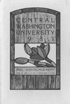1981 Commencemnt Central Washington University