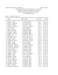 2008 Apple Ridge Run Invitational, Event 2, Women 6k Invitational by Great Northwest Athletic Conference
