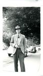 Hal Holmes by Fred L. Breckon