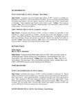 Central Washington University Football New Player Profiles