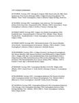 Central Washington University Women's Soccer Box Scores, 1997