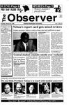 The Observer by Central Washington University
