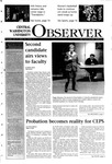 The Observer by Central Washington University