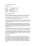 Central Washington University Men's Swimming Summaries, 1996-1997