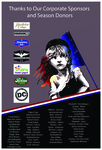 """Les Misérables"" Promotion by Central Theatre Ensemble and Central Washington University"