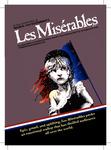 """""""Les Misérables"""" Promotional Postcard"""