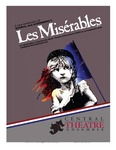 """Les Misérables"" Program by Central Theatre Ensemble and Central Washington University"