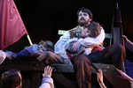 """Les Misérables"" Production by Central Theatre Ensemble and Richard Villacres"
