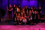 """Polaroid Stories"" Cast and Crew by Central Theatre Ensemble and Central Washington University"