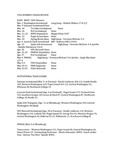 Central Washington University Women's Track and Field Review, 1996
