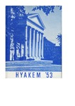 1953 Hyakem by Central Washington University