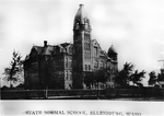 Barge Hall Washington State Normal School IV