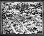 Aerial View of Ellensburg Business District I