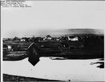 Early view of Ellensburgh, Washington Territory