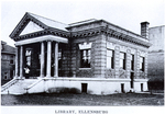 Ellensburg Carnegie Public Library II