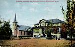 Lourdes Academy and Catholic Church