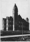 Barge Hall Washington State Normal School VII