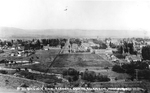 View of Residence Section of Ellensburg