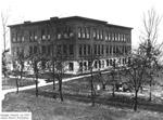 Edison Hall, Washington State Normal School