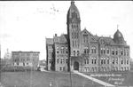Barge Hall Washington State Normal School VIII