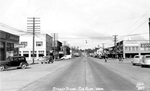 First Street and Highway 10, Cle Elum by Ellis